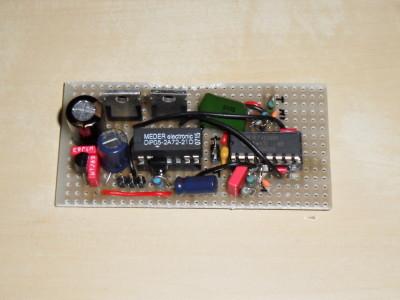 Raspberry PI Prototyping board [120483]