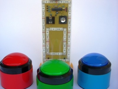 Wireless Quiz Buttons [150499-I]