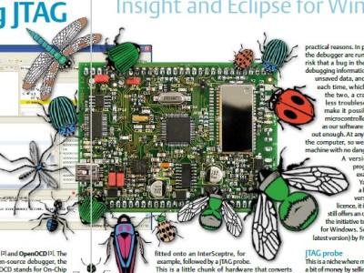 Debugging the Sceptre using JTAG [100810]