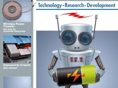 Net uitgekomen, gratis download:  Elektor Business Magazine over voedingen en batterijen