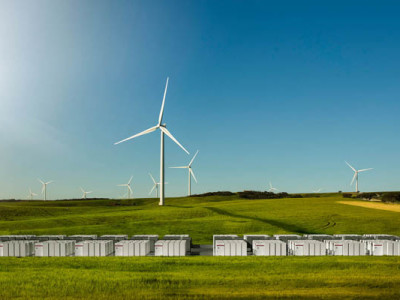 Tesla's Superpowerpack: De grootste lithium-accu ter wereld