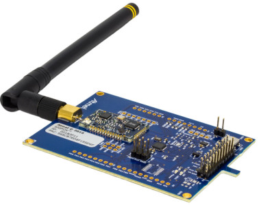 Sigfox-kit van Microchip met ATA8520x