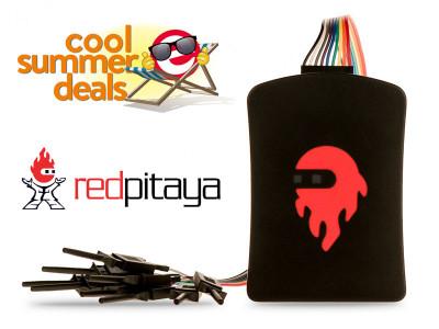 Splinternieuwe Red Pitaya logic analyzer met flinke korting!
