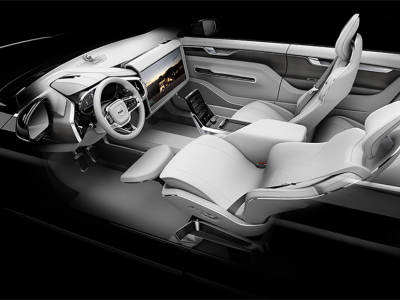 Nieuw, de Volvo Nvidia - leverbaar in 2021