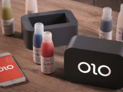 Smartphone-3D-printer voor $99