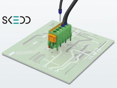 Printconnector monteren zonder solderen