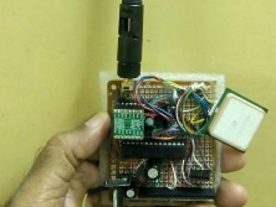 Handheld LoRa Transmitter