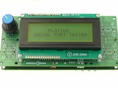 Platino Serial Bus Tester [130409]