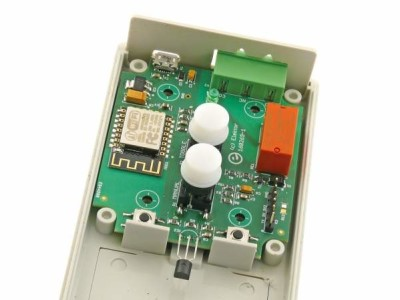 Wi-Fi controlled thermostat / timer / switch [160269 & 160631]