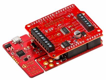 Infineon TL94112EL arduino shield