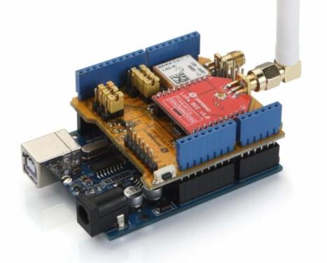 Dragino LoRa Arduino shield