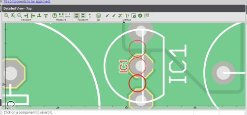 PCBA Visualizer footprint problem