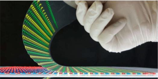 Electric eel inspires new power source