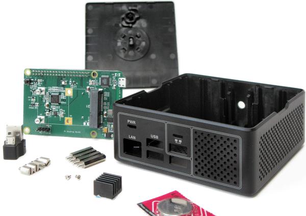 Convert your Raspberry Pi into a Desktop PC - kit