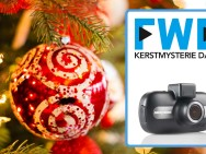FWD Kerstmysterie dag 1: Win een Nextbase 512GW Dash Cam