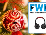 FWD Kerstmysterie dag 2: Win een JVC wireless headphone
