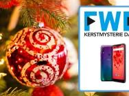 FWD Kerstmysterie dag 7: Win een Wiko smartphone