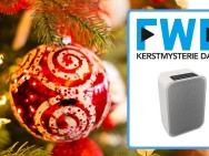 FWD Kerstmysterie dag 9: Win een Bluesound Pulse Flex 2i luidspreker