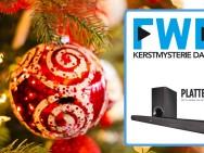 FWD Kerstmysterie dag 11: win een Denon DHT-S316 soundbar van PlatteTV.nl