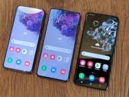 Hands-on Samsung Galaxy S20-serie: veel, meer, meest