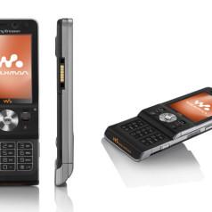 Rijtje nieuwe modellen van Sony Ericsson