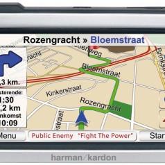 Harman/Kardon GPS 500 Guide + Play