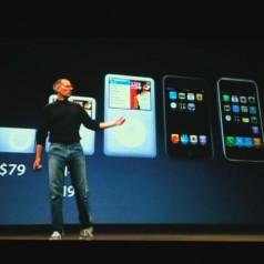 Jobs ververst volledige iPod-familie