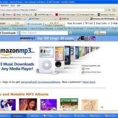 Muziekdownloads zonder DRM bij Amazon
