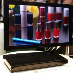 Eerste OLED-tv Sony zo plat als een munt