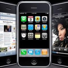 Britten wacht iPhone-storm
