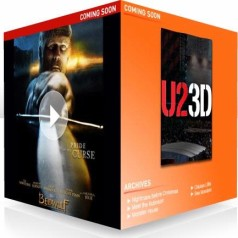 Belgische bioscopen slaan massaal 3D-brillen in