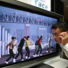 OLED-tv Toshiba terug in de ijskast