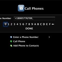 Apple TV belt met Skype