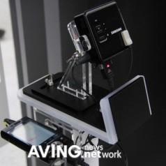 Videoprojectoren Samsung en Sanyo leren kunstjes
