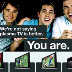 Pioneer geeft geheimen plasma-tv uit handen