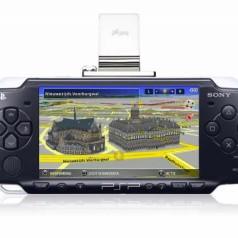 GPS-module voor PSP in de winkel