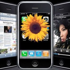Naakte Franse iPhone 3G kost 509 euro