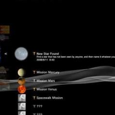 Chatten en zoeken na update PlayStation 3