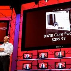 Instapmodel PS3 krijgt videodienst en 80 GB