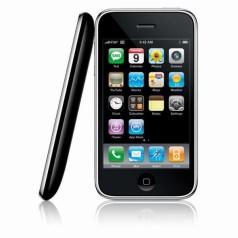iPhone-software vliegt de winkel uit