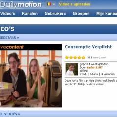 Dailymotion vernederlandst voor achtervolging op YouTube