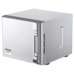 Western Digital zet acht terabyte op NAS