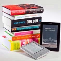 Sony Reader komt naar België
