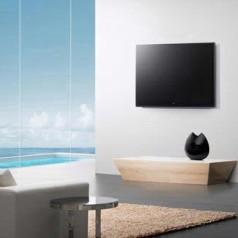 LG presenteert randloze televisies