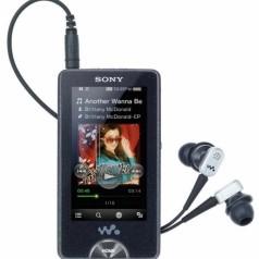Sony Walkman NWZ-X1050