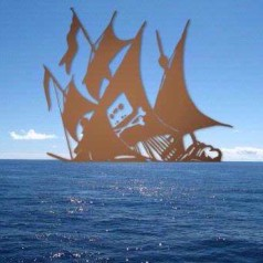 The Pirate Bay offline gehaald
