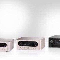 Marantz stelt trio compacte all-in-ones voor