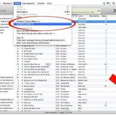 Workshop: iTunes Genius
