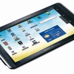 Tablets met Android bij Archos