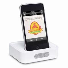 Sonos breidt aanbod uit met iPod-dock